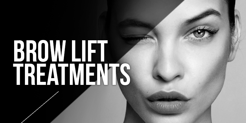 Brow Lift Treatments