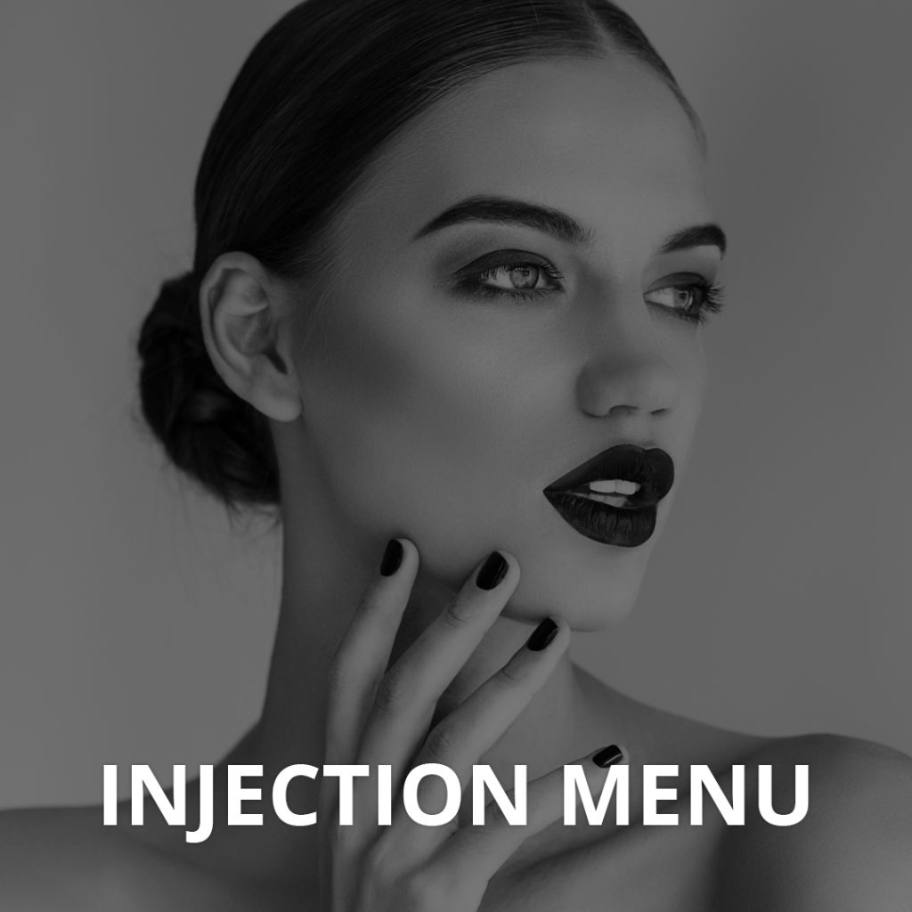 River Oaks MedSpa Injection Menu