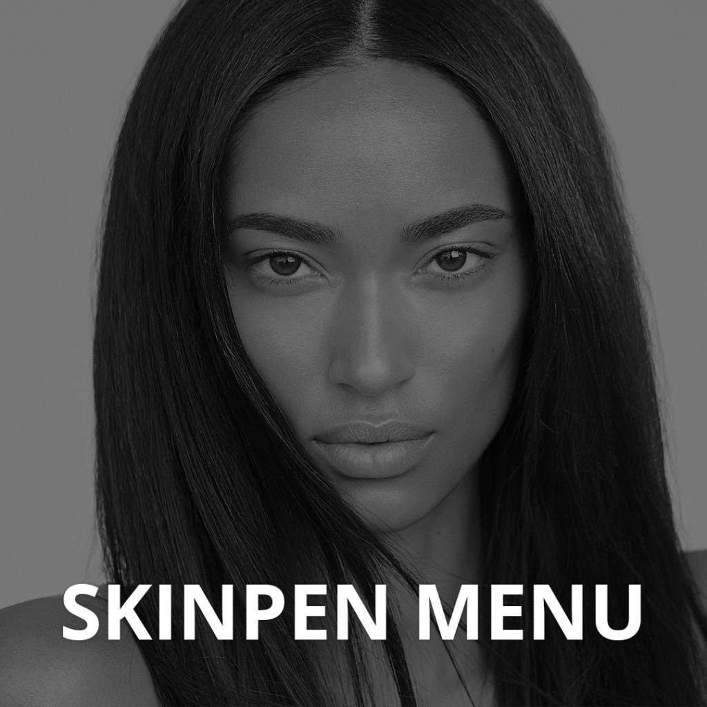 River Oaks MedSpa SkinPen Menu