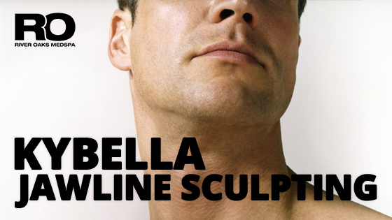 Men's Jawline Sculpting | Kybella Injections
